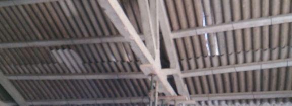 desmontaje de cubiertas de uralita - 004