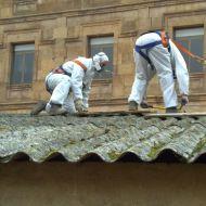 Desamiantados en Segovia
