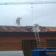 Desamiantados en Ávila