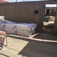 Retirada amianto en Alaraz