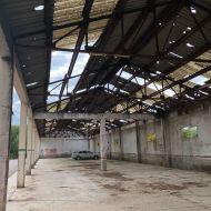 Retirada de amianto en Linares (Jaén)